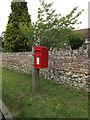 TM1192 : The School Postbox by Adrian Cable