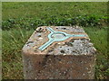 TM1188 : Top of Trig Point off Diss Road by Adrian Cable