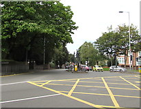 SO9199 : Junction of Waterloo Road and Newhampton Road East, Wolverhampton by Jaggery