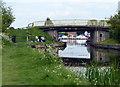 SK7894 : Stockwith Bridge No 85 by Mat Fascione