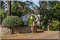 TQ1649 : Rose Hill Lodge by Ian Capper