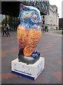 SP0686 : A Big Hoot Owl, Owlbert by Philip Halling