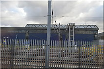 TQ2282 : Engine shed, Old Oak Common Depot by N Chadwick