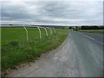 SE1187 : The road to Middleham by Christine Johnstone