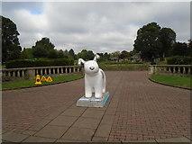 TQ3005 : Snowdog #42, Preston Park by Paul Gillett