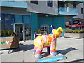 TQ3303 : Snowdog #36, Brighton Marina by Paul Gillett