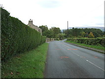 SD6838 : Whalley Road (B6243) by JThomas