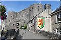 SM9801 : Pembroke Castle by Alan Hunt