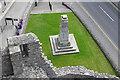 SM9801 : Pembroke War Memorial by Alan Hunt