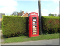 TM1389 : Adopted Telephone Box on Hill Road by Adrian Cable