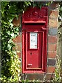 SO8646 : Letter box in Kerswell Green by Philip Halling
