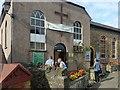 ST4287 : Ebenezer  Baptist Church, Magor by Robin Drayton