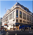 TQ2981 : Former department store, Oxford Street by Julian Osley