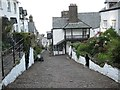 SS3124 : New Inn Hotel, Clovelly by Philip Halling