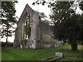 TM1685 : Remains of St.Mary s Church by Adrian Cable