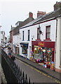 SN1300 : Clarice toy shop, Tenby by Jaggery