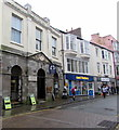 SN1300 : Old Market Hall, High Street, Tenby by Jaggery