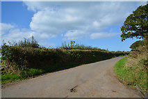 SS7610 : North Devon : Deneridge Hill by Lewis Clarke