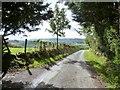 SN9770 : Looking South from Llidiart Carnau farmhouse by Derek Voller