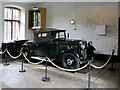 SJ7387 : Old Car in Stable Block at Dunham Massey by David Dixon