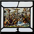 SJ7387 : Crucifixion Scene, Dunham Massey Reading Room by David Dixon