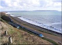 SZ2492 : Beach Scene by Gordon Griffiths