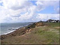 SZ2492 : Barton Coast by Gordon Griffiths
