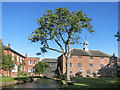 SU4647 : Whitchurch Silk Mill by Des Blenkinsopp