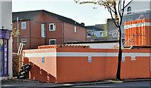 J3272 : No 138A Lisburn Road (redevelopment), Belfast (October 2016) by Albert Bridge
