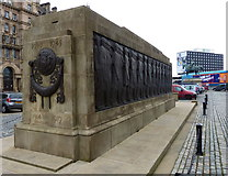 SJ3490 : Liverpool Cenotaph by Mat Fascione