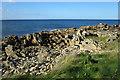 NJ1369 : Deformed Sandstones by Anne Burgess