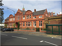SP3165 : The Old Library apartments, Avenue Road, Leamington – complete by Robin Stott