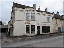 SO8700 : F A Wall & Sons shop in Minchinhampton by Jaggery