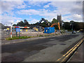 SD7807 : Radcliffe Pool and Fitness Centre Demolition October 2016 by David Dixon