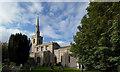 TF0043 : St Mary's church, Wilsford by Julian P Guffogg