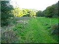 SE0927 : Track near Halifax FP399, Northowram by Humphrey Bolton