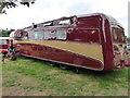 SU8394 : Carter's Steam Fair - mobile home by Chris Allen