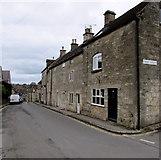 SO8700 : Tetbury Street houses, Minchinhampton by Jaggery