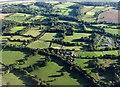 TQ1837 : Lipscomb's Corner from the air by Derek Harper