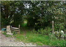 SE0927 : Halifax FP324 at Simm Carr Lane, Northowram by Humphrey Bolton