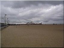 TG5307 : The Beach and Britannia Pier by Tim Glover