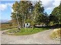 NN1589 : Arkaig Salmon Farm by Oliver Dixon