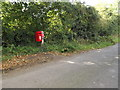 TM1491 : Low Common Postbox by Adrian Cable