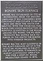 NN0031 : Bonawe Iron Furnace by M J Richardson