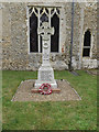 TM1690 : War Memorial at St.Michael's Church by Adrian Cable
