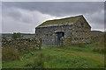 NY4918 : Stone barn near Moorahill farm by Nigel Brown