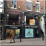 SJ4066 : Chester: The Rows on the south side of Eastgate Street by Jonathan Hutchins