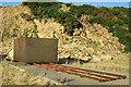 NJ1670 : Mystery Tank by Anne Burgess