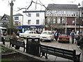 SJ6552 : Classic conveyances 2 - Nantwich, Cheshire by Martin Richard Phelan