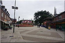 SU4512 : The former junction of Bitterne Road and Bursledon Road by Bill Boaden